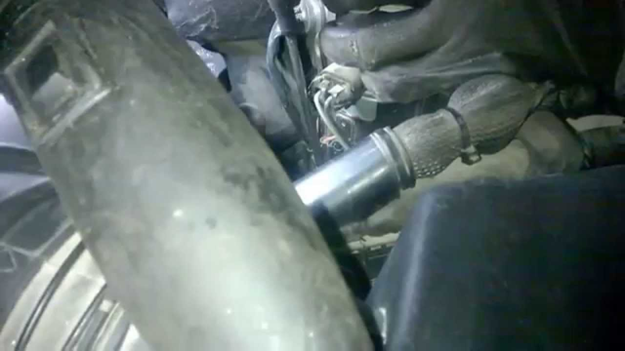 medium resolution of hyundai accent mazot filtre de i imi fuel filter change