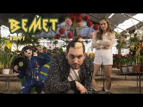 BEMET - Happy  [ Official Video ] ( Feat. MC Tommy )