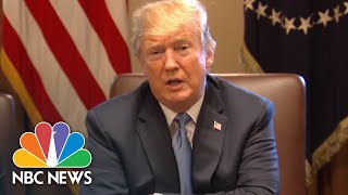 Trump Says He's Instructed Departments To Reunite Previously Separated Immigrant Families | NBC News