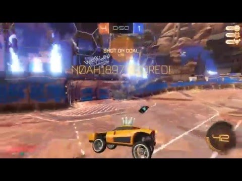 Rocket League Montage ::6::   All The Way Up