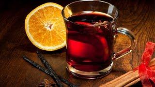 Классический рецепт глинтвейна из красного вина!