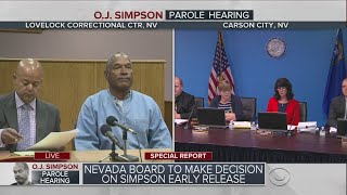 O.J. Simpson Parole Hearing thumbnail
