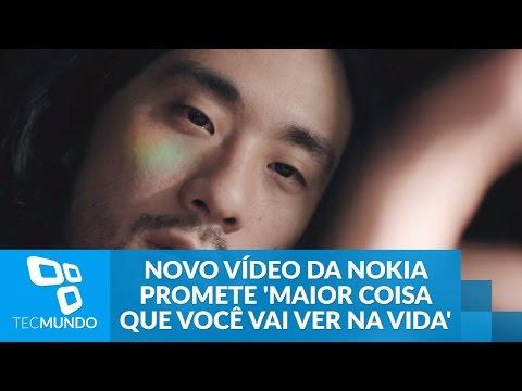 Novo Vídeo Da Nokia Promete 'maior Coisa Que Você Vai Ver Na Vida' Na MWC