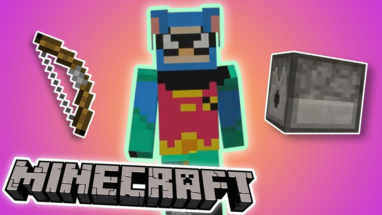 Teen Titans Ep 2  Mother Goose Club Minecraft - Youtube-1908