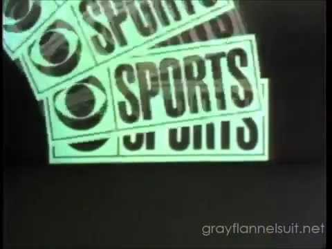 NFL Today Opening, 1969