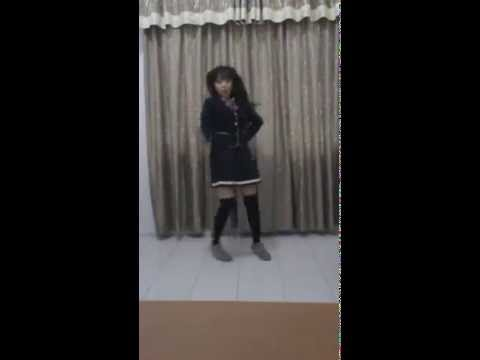 AKB48 - Iiwake Maybe dance practice (part Maeda Ami) (Cover by: Hara)