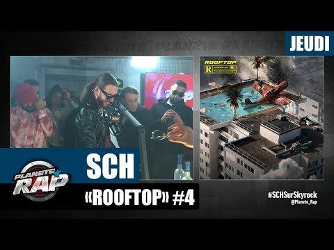 Youtube: Planète Rap – SCH«Rooftop» #Jeudi