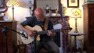 Quebra Mar - Mauro Vero - Santo Guitar