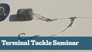 Terminal Tackle Seminar - Florida Sport Fishing TV