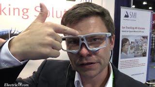A Look at SMI's gaze & eye tracking tech @ Siggraph 2015