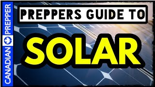 3 Types of Solar Panels for Grid Down/ Survival: What you Need to Know!