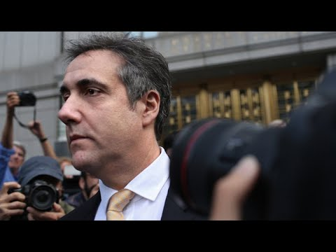 President Trump's former personal attorney cooperating with special counsel