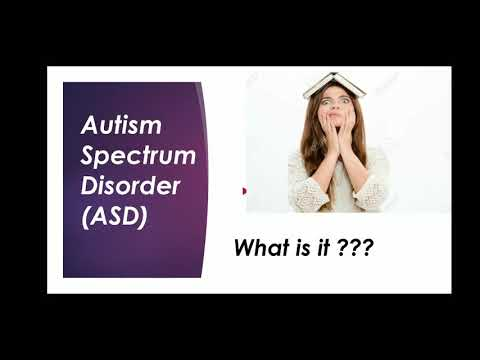 Autism spectrum disorder from YouTube · Duration:  45 minutes 11 seconds