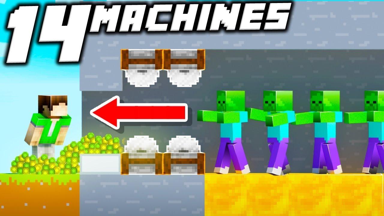 14 Redstone Machines to Impress Your Friends in Minecraft 1 15