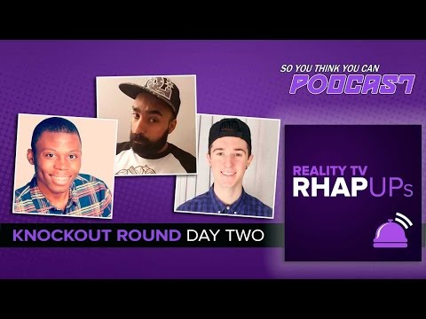 So You Think You Can Podcast | Knockout Round Day Two
