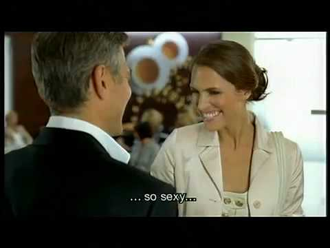 NESPRESSO Commercial - George Clooney
