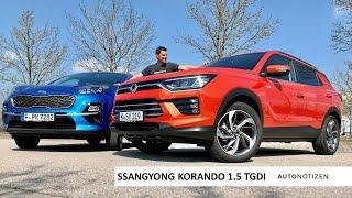 Baixar SsangYong Korando 1.5 T-GDI 2020: Eine Alternative zu Kia, Hyundai und Co.?