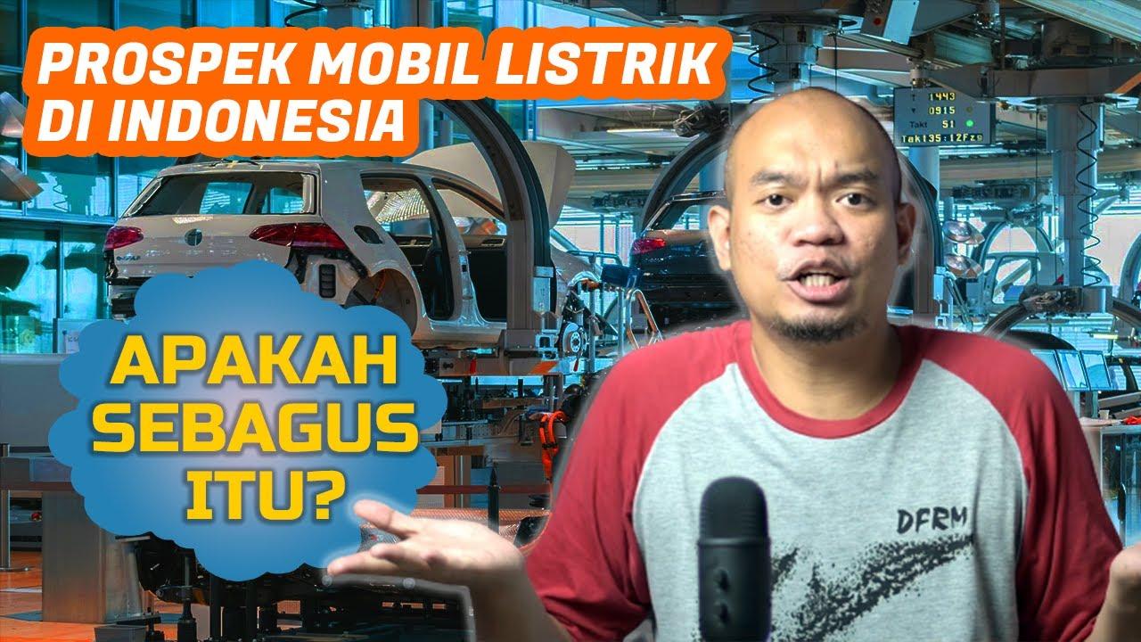 6100 Koleksi Mobil Listrik Di Indonesia Gratis