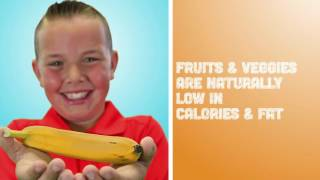 Johnson County Alliance for Healthy Kids wants kids to eat their fruits and veggies!