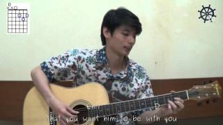 Akustik Gitar - Belajar Lagu (When You Love Someone - Endah n Rhesa)