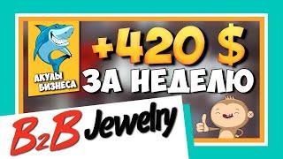 B2B Jewelry - РАЗЫГРЫВАЕТ АВТОМОБИЛЬ Nissan X-Trail !!! ВЫИГРАТЬ МОЖЕТ КАЖДЫЙ !!! / #ArturProfit