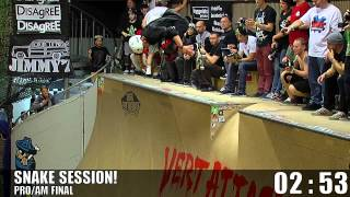 Vert Attack 8 - Pro / Am Finals - Official Webcast