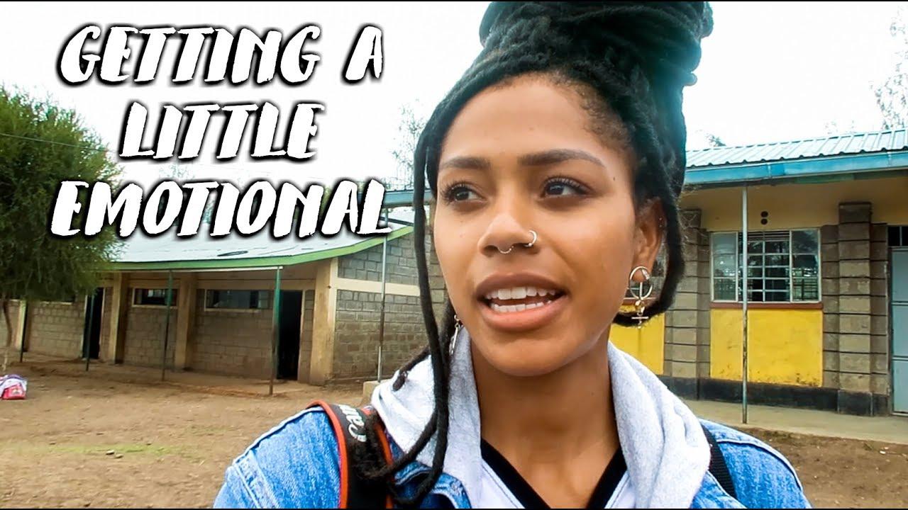 EMOTIONAL IN KENYA   Tasha Green