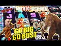 $1,000 Mighty Mammoth Slot Play! ✦ GO BIG OR GO BUST! ✦ WILL RAJA WIN?? 🤔 | The Big Jackpot