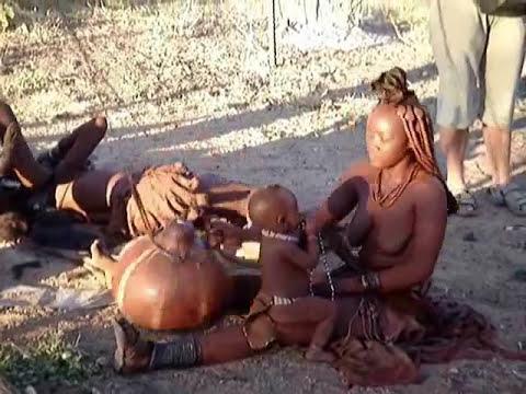 Desert of Skeletons. Himba People | Tribes - Planet Doc Full Documentaries