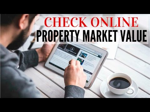 How to check your house current market value?