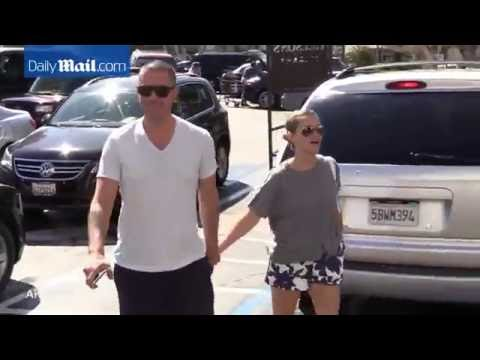Reese Witherspoon   husband Jim Toth hold hands on Father s Day     Reese Witherspoon   husband Jim Toth hold hands on Father s Day