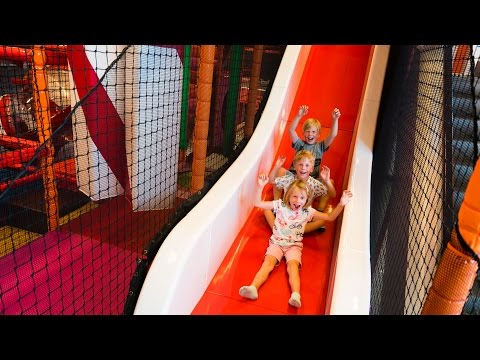 Family Fun for Kids at Candy World Indoor Playground
