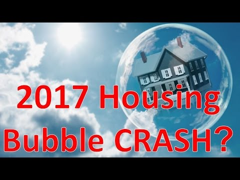 Are we In a NEW Housing Bubble? Will home prices CRASH in 2017?
