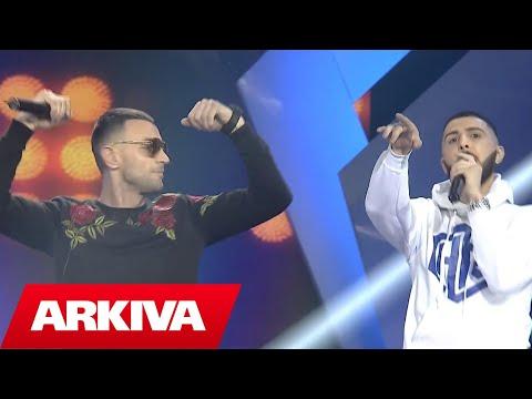 Stresi ft. Anxhelo Koci & Flor Bana - Sa her e don (Kenga Magjike 2017 Nata Finale)