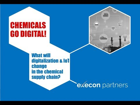Chemicals Go Digital! What Will Digitalization Change in the Chemical Supply Chain?