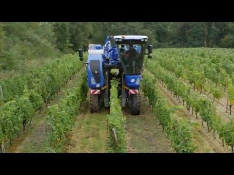 New Holland nouvelle gamme Braud compacte 7030M et 8030L
