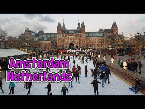 Amsterdam , Netherlands : Travel