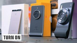 Früher analog, heute digital // Kodak, Hasselblad und Leica in der Smartphone-Welt - TURN ON Tech
