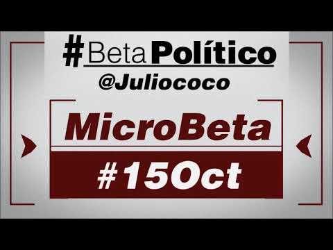 #MicroBeta #15Oct (Audio)