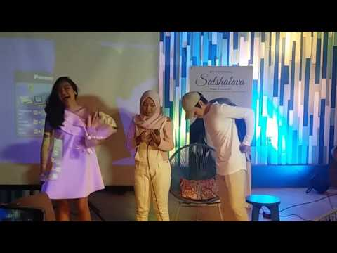 Salsha - 3 lagu galau