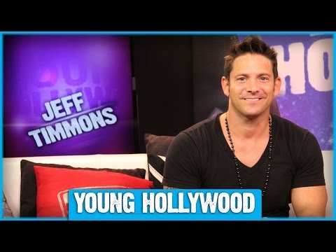 Jeff Timmons on 98 Degrees and Living a Real-Life MAGIC MIKE!