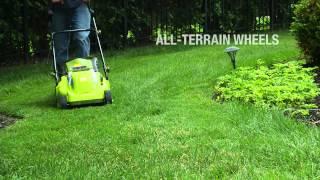Sun Joe® 17-Inch Electric Lawn Mower