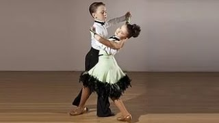 Дети танцуют, Бальные танцы