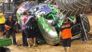 Grave Digger w/Dennis Anderson Baltimore 2012
