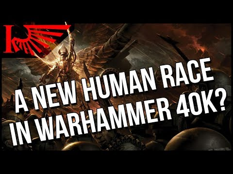 I Want To See Another Human Civilization In Warhammer 40,000