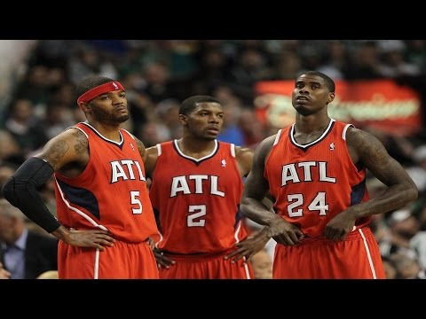 Atlanta Hawks Mix from 2011-2012 Season