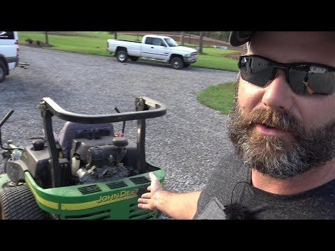 So you're thinking about a Zero Turn Mower....Thoughts/ tips on Lawn Care, GoPro on a mower?