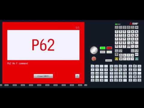 Mitsubishi Electric CNC Quick Tips: Menu List Parameter / Alarm Guidance  Function