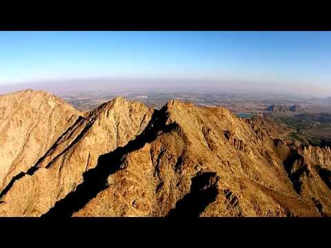 Coachella Valley Aerial Drone Footage - 117 secs La Quinta Cove - CoachellaValley.com