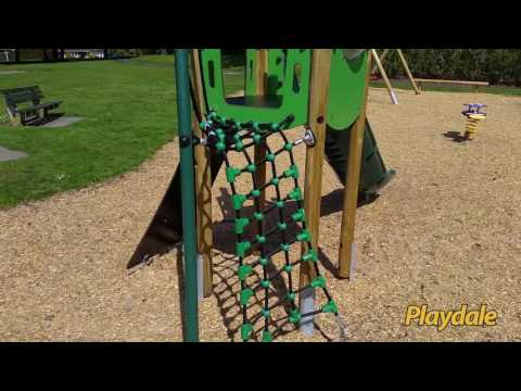 Playdale Playgrounds - Delamere Play Area, Cheshire